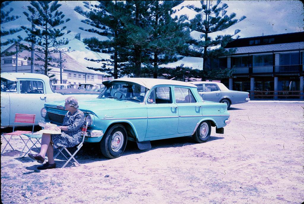 Joyce's Car