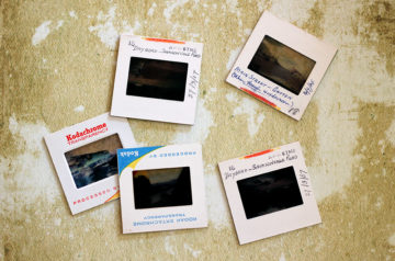 kodachrome slides