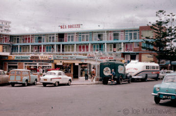 Seabreeze Motel Cavill Avenue, Surfers Paradise, QLD