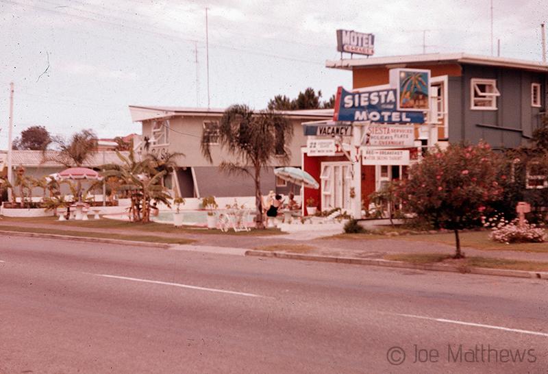 Siesta Motel Gold Coast Hwy, Surfers Paradise, QLD
