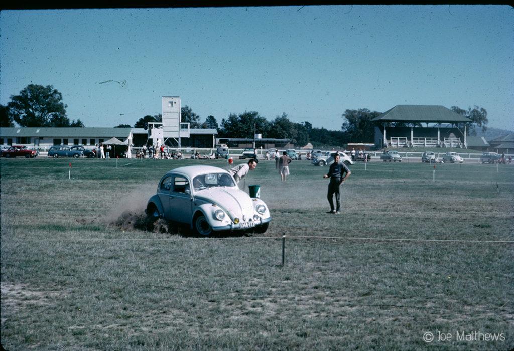 Gymkhana - VW Auto Club Melbourne