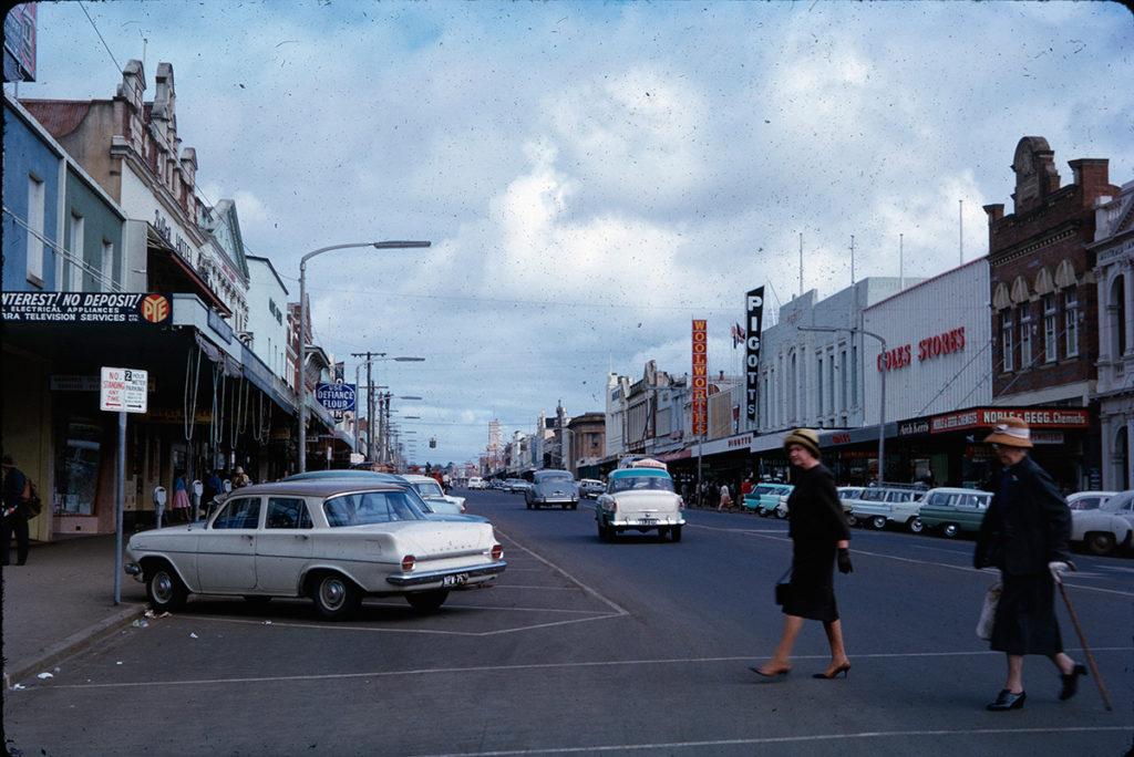 Toowoomba 1963