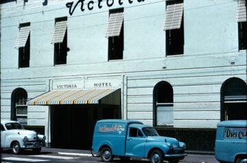 Victoria Hotel Melbourne